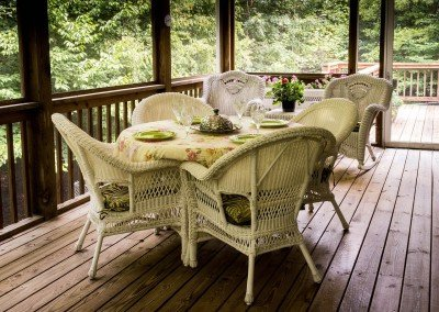 screened porch deck Stevens Point WI Plover