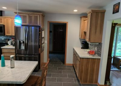 kitchen entry way